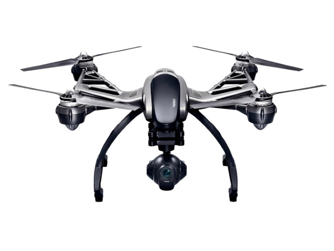 Yuneec Typhoon Q500 4K, νέο drone με κορυφαία χαρακτηριστικά
