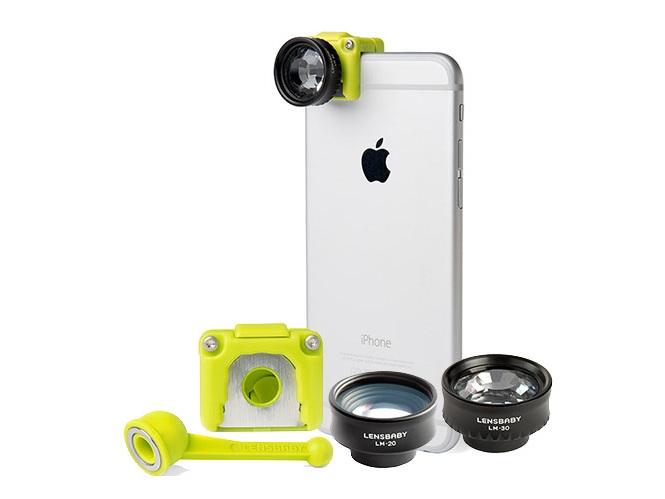 Η Lensbaby ανακοίνωσε νέο σύστημα φακών για smartphones