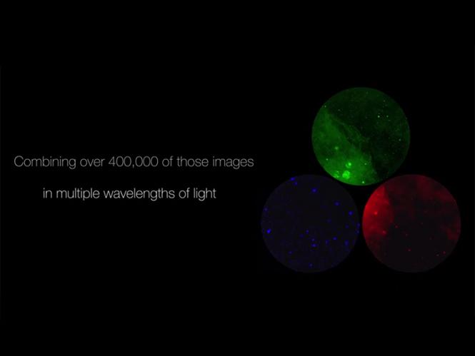 Δείτε τον Γαλαξία μας σε ένα εντυπωσιακό 3D video