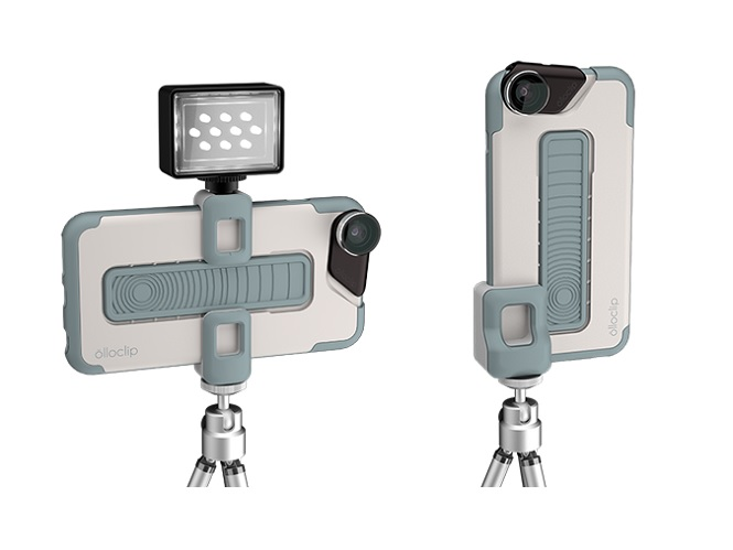Η olloclip παρουσιάζει νέο σύστημα για λήψη βίντεο με συσκευές iPhone 6 και iPhone 6 Plus