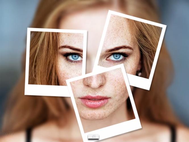 Δημιουργήστε μοναδικές εικόνες με την χρήση polaroid πλαισίων