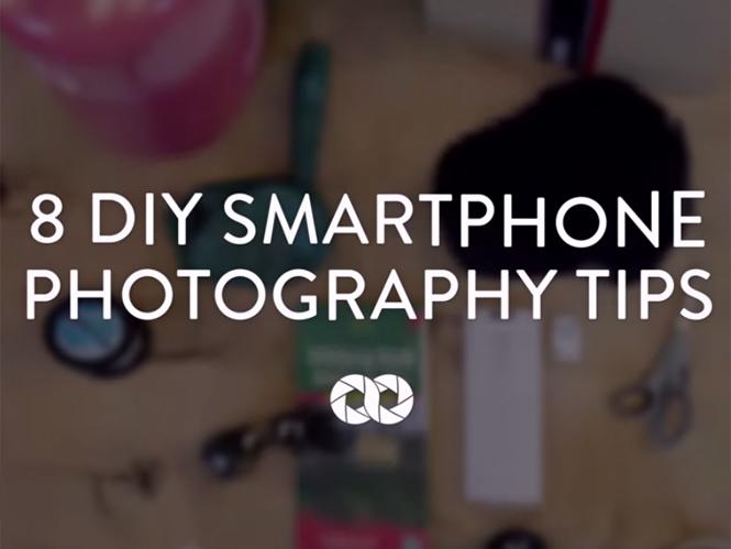 8 απλές ιδέες για να δημιουργήσετε μοναδικές εικόνες με το smartphone σας