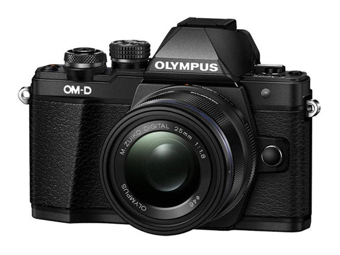 Olympus OM-D E-M10 II-1