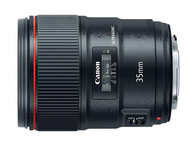 Νέος Canon EF 35mm F1.4L II USM με τιμή στα 2.500 ευρώ