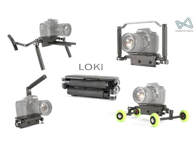 Loki, το απόλυτο αξεσουάρ για την λήψη video