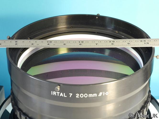 200mm F1.0 Germanium Thermal-1