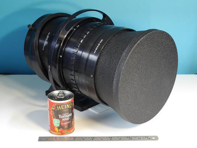 200mm F1.0 Germanium Thermal