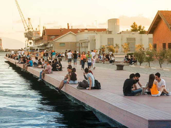 Λιμάνι: Τόπος και Πύλη Πολιτισμού