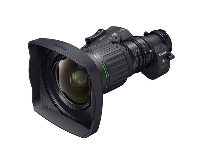 "H Canon ανακοινώνει τον πρώτο φορητό φακό 2/3"" 4K στα 4.3mm"