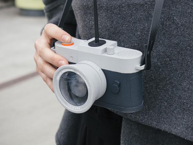 Camera Restricta, η μηχανή που απαγορεύει την υπερ-φωτογράφιση