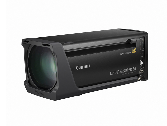 Canon-UJ86x9.3B FSL BK