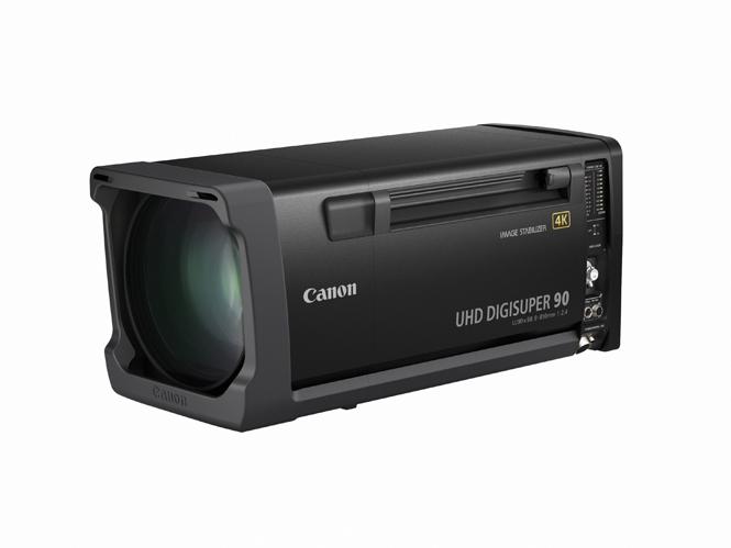 Canon, αποκαλύπτει 2 νέους φακούς για broadcast