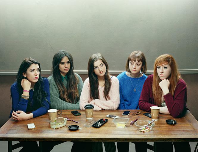 Five Girls 2014