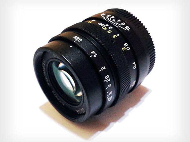 Mitakon Speedmaster 25mm f/0.95 για μηχανές MFT