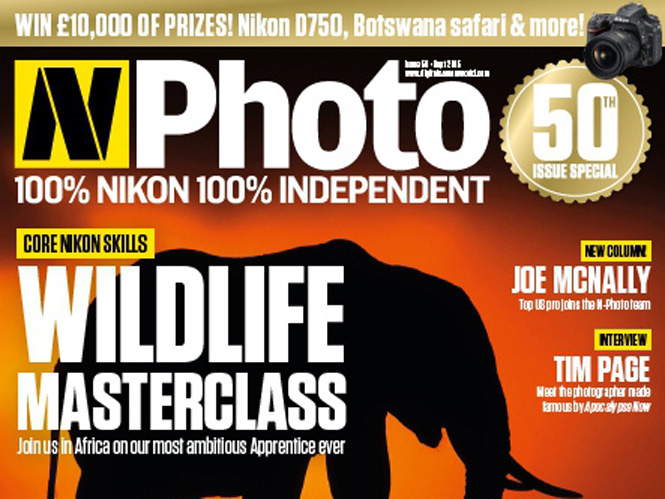 N-Photo, διαθέσιμο το 50ο τεύχος ΔΩΡΕΑΝ