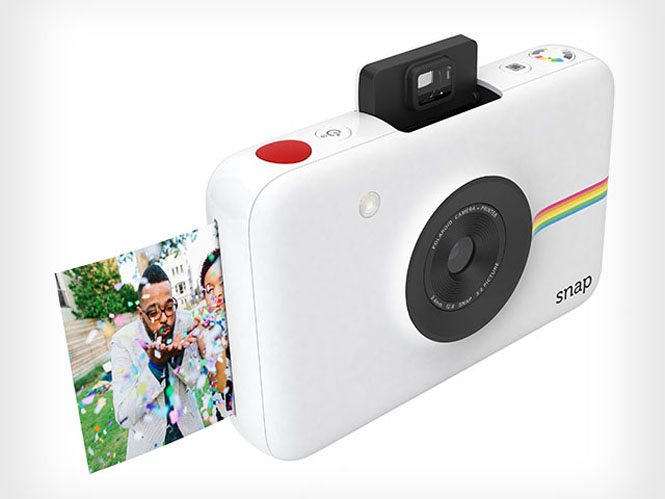 Polaroid Snap Instant, νέα instant ψηφιακή μηχανή