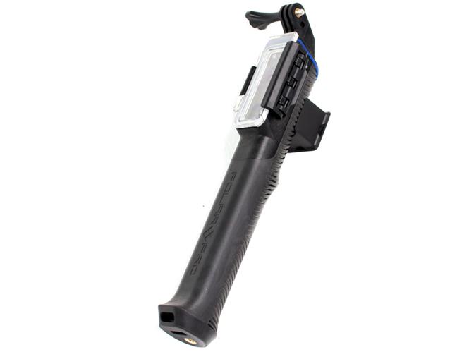 PowerGrip H2O, αδιάβροχο grip με έξτρα μπαταρία για φόρτιση συσκευών