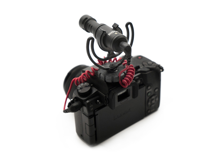 Rode VideoMicro-3