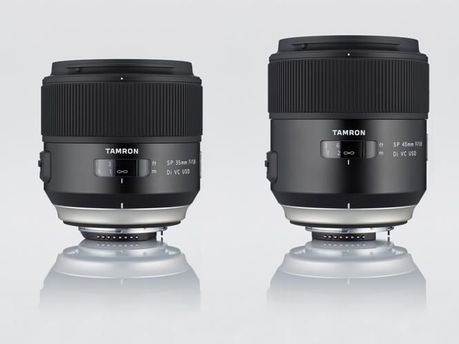 Tamron SP 35mm και 45mm: ανακοινώθηκαν διαθεσιμότητα και τιμή για Sony μηχανές