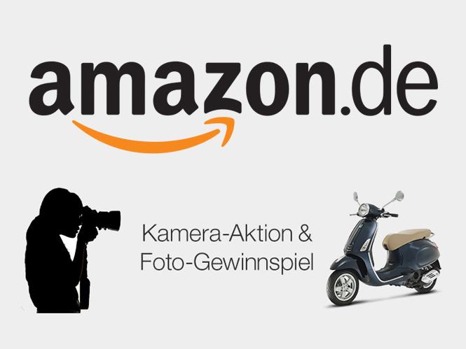 Η Amazon Γερμανίας έχει καθημερινά μία φωτογραφική προσφορά