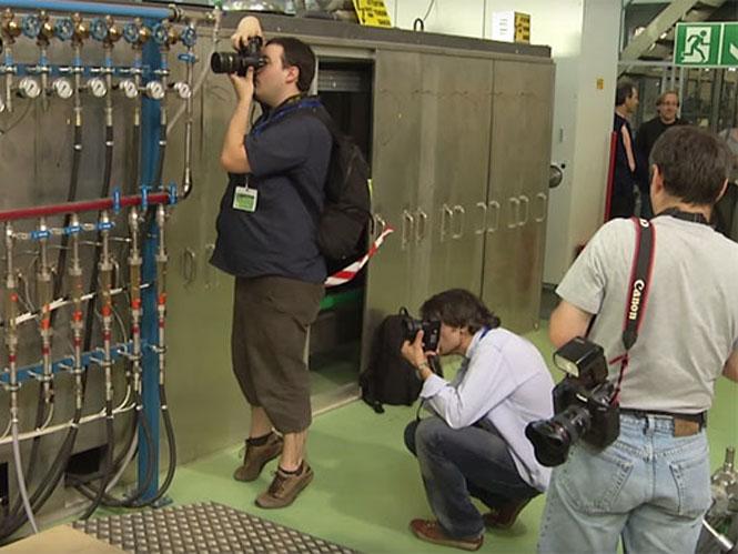 Θέλετε να πάρετε μέρος σε φωτογραφική βόλτα στο εσωτερικό του CERN;