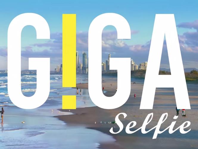 GIGA Selfie, η Αυστραλία θέλει οι selfies που βγάζουμε να είναι γιγάντιες