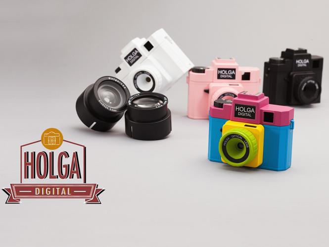 Η Holga γίνεται ψηφιακή με την βοήθεια της Kickstarter