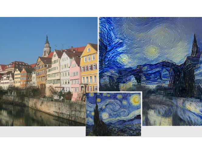 Νέος αλγόριθμος μετατρέπει τις φωτογραφίες σε πίνακες ζωγραφικής διάσημων ζωγράφων