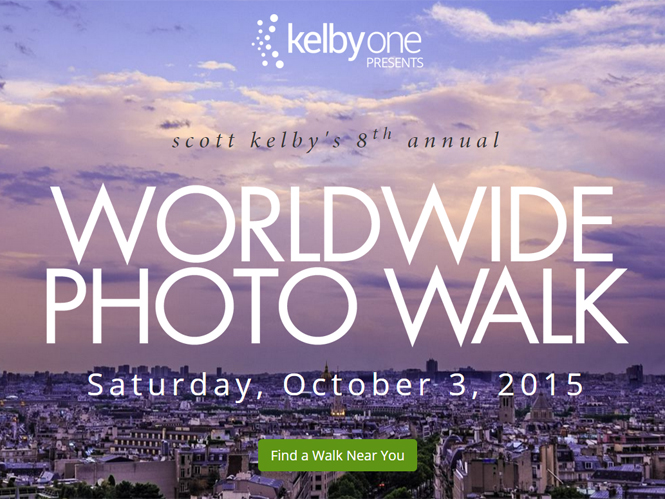 WorldWide PhotoWalk 2015