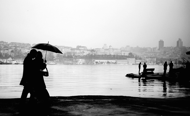 Ordinary Day in Istanbul
