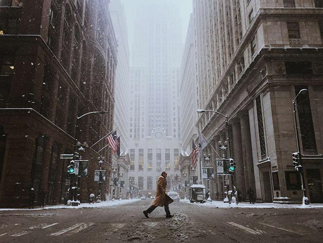 Blizzard Days