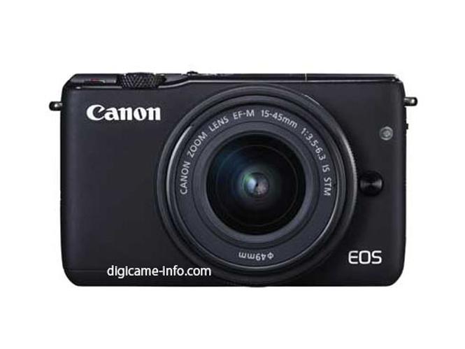 Canon EOS M10, διέρρευσαν τα τεχνικά χαρακτηριστικά
