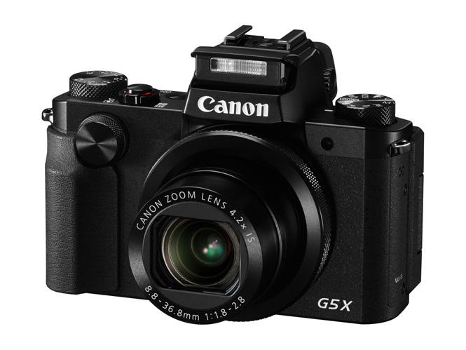 Canon POWERSHOT G5 X-1