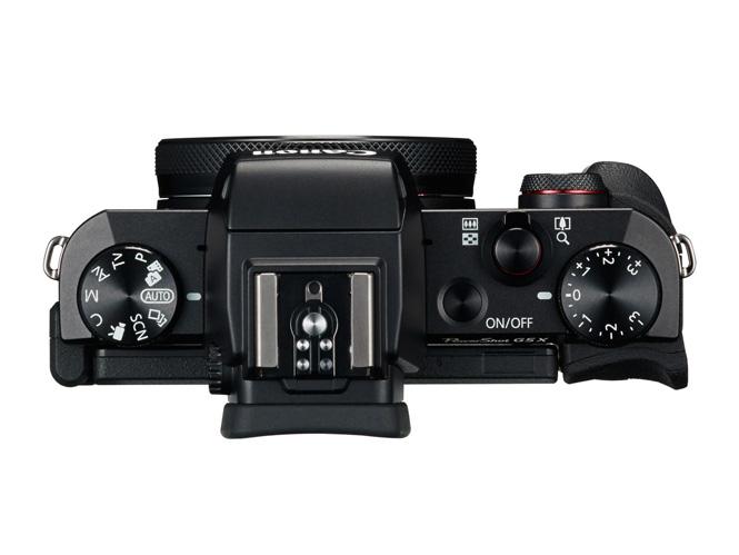 Canon POWERSHOT G5 X-5