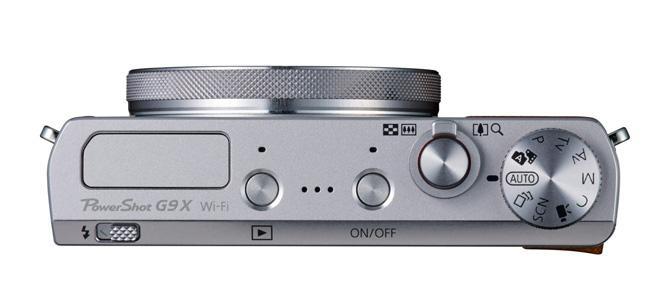 Canon POWERSHOT G9 X-5