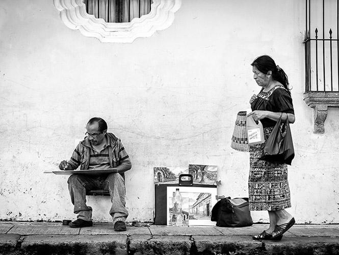 People and Life, έκθεση φωτογραφίας στη Blank Wall Gallery