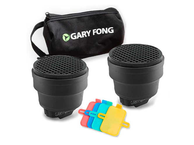 Gary Fong Dramatic Lighting Kit, νέο κιτ αξεσουάρ για speedlight flashes