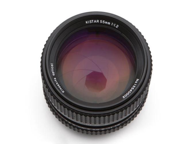 Kinoshita Kistar 55mm f/1.2, νέος φακός για mirrorless μηχανές