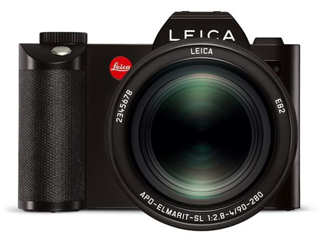 Αναβάθμιση Firmware για τη Leica SL με πολύ σημαντικές αλλαγές