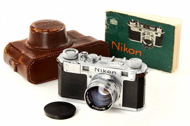 Nikon S 'Ansel Adams'