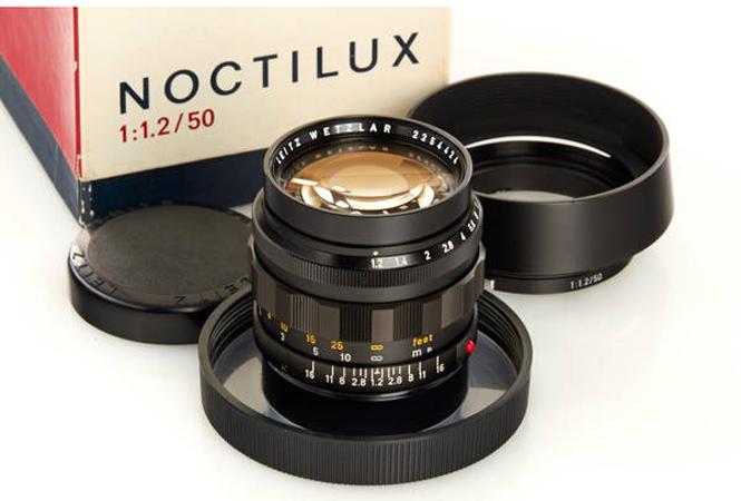 Noctilux 1.2 50mm