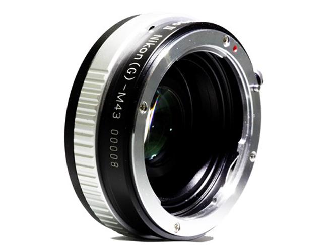 Νέος Zhongyi Tubro Adapter για τοποθέτηση Canon και Nikon φακών σε μηχανές MFT