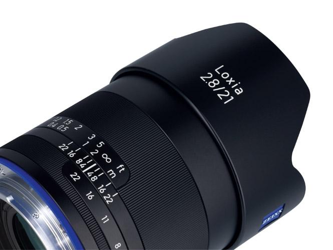 ZEISS Loxia 2.8/21, ανακοινώθηκε ο νέος φακός για Full Frame μηχανές με E-mount