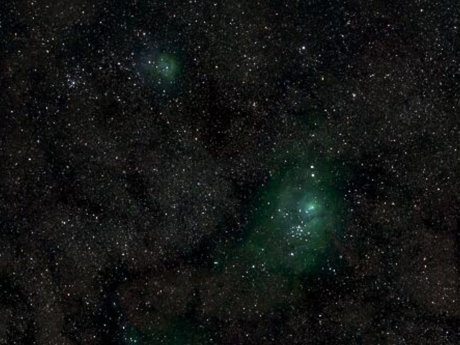 Αυτή είναι η μεγαλύτερη εικόνα του Γαλαξία μας στα 46 gigapixels
