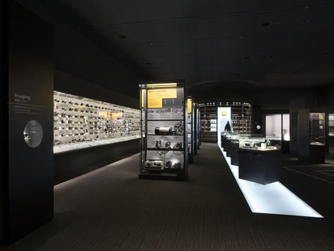 Σήμερα έγιναν τα εγκαίνια του μουσείου της Nikon στην Ιαπωνία