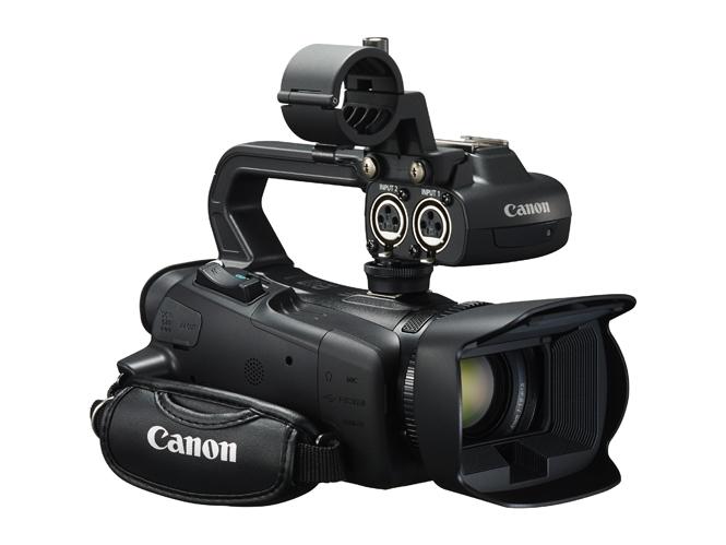 Η Canon παρουσιάζει τις επαγγελματικές βιντεοκάμερες Canon XA35 και Canon XA30