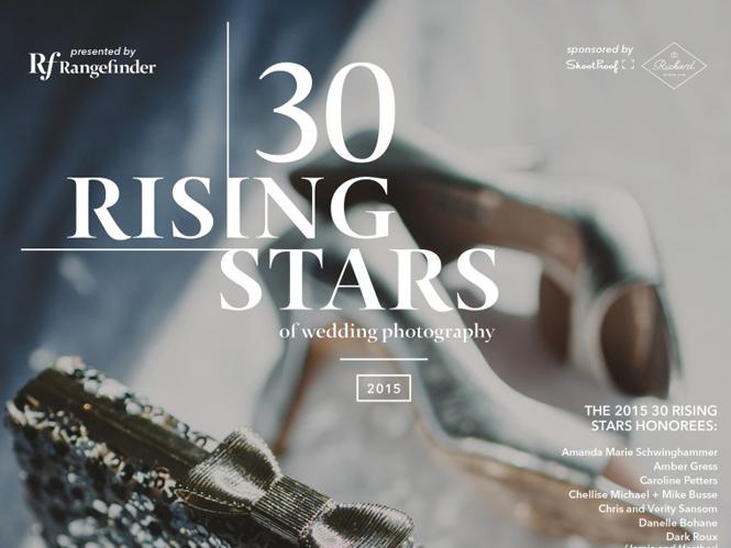 Αυτά είναι τα 30 ανερχόμενα αστέρια στη  φωτογραφία γάμου για το 2015