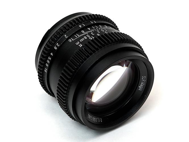 SLR Magic Cine 50mm