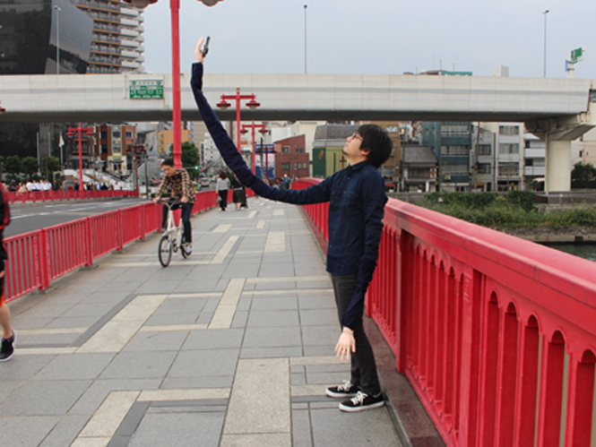 Selfie Stick-2