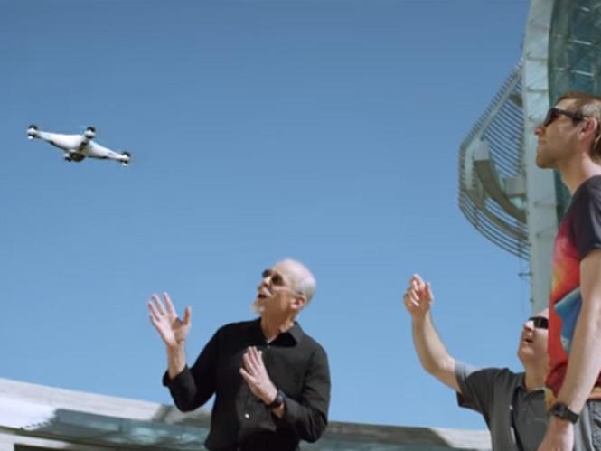 Phantom X, η DJI μας δείχνει το μέλλον των drones